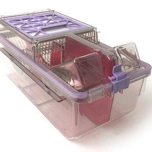 Клетка для мышей NexGen с системой разделения