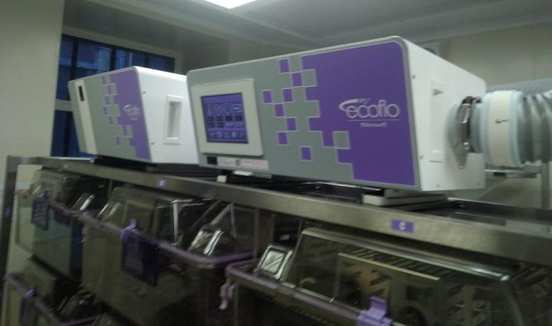 Системы подачи и отведения воздуха EcoFlo_СПХФУ_демо
