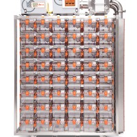 Изолятор BCU2 с отрицательным давлением для грызунов