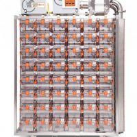Стеллаж-изолятор BCU2 с отрицательным давлением
