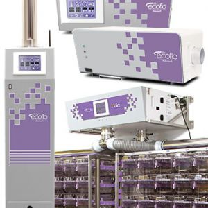 Системы подачи и отведения воздуха EcoFlo