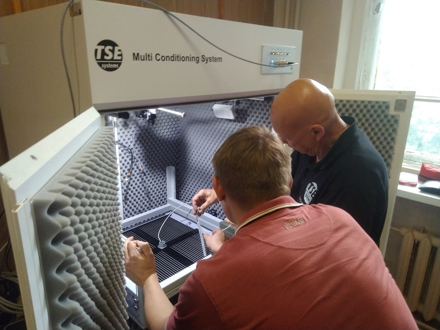 Multi Conditioning – система для скрининга поведенческих реакций лабораторных грызунов от компании TSE systems, Германия