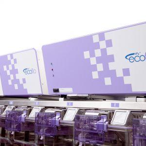 Система подачи и отведения воздуха монтируемая на стеллаж EcoFlo Blowers Rack Mounted