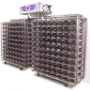 Настенная система подачи и отведения воздуха EcoFlo HALO